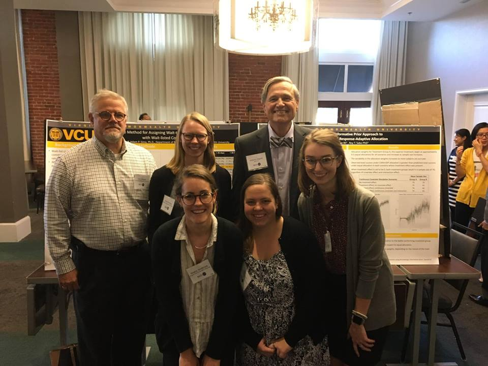 Students Present at Biostatistical Applied Statistics Symposium 2018